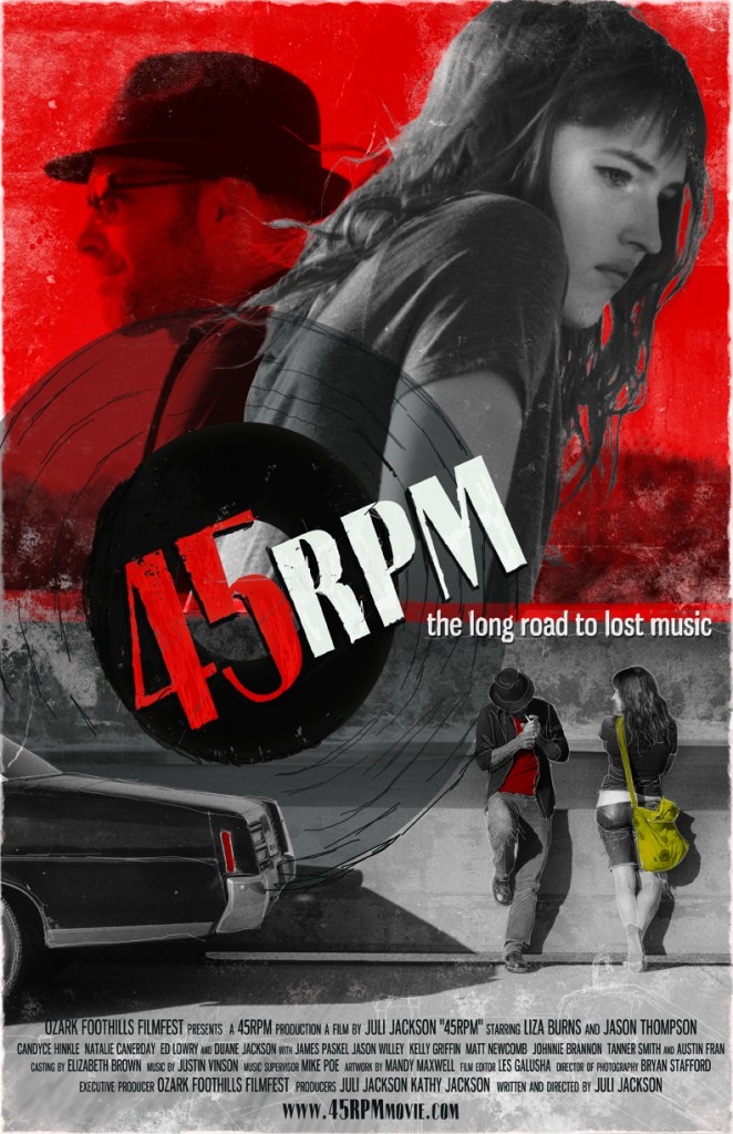 45RPM Official Poster